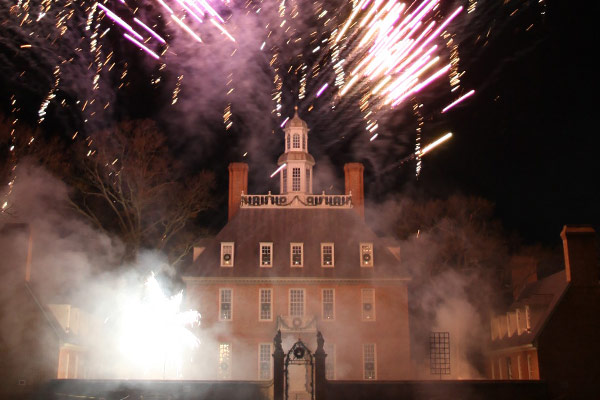 Colonial Veterinary Conference during Grand Illumination